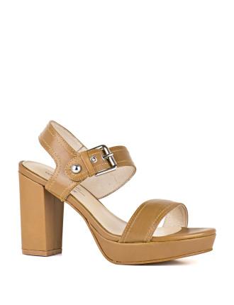 Iria Two Strap Platform Sandal