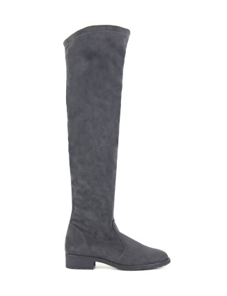 Altea Otk Stretch Suede Boot