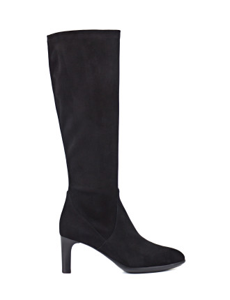 Diane Stretch Suede Knee High Boot