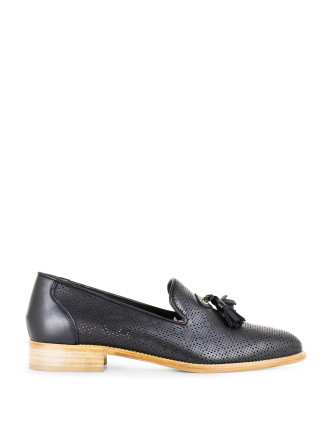 Greece Perforated Loafer