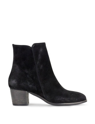 Whizz Western Ankle Boot