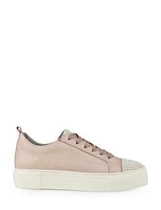 Jumble Pearl Embellished Sneakers