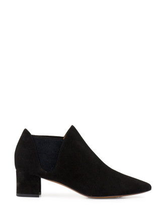 POPPETTE ANKLE BOOT WITH GUSSET