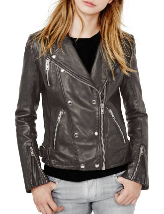 Besson Leather Jacket