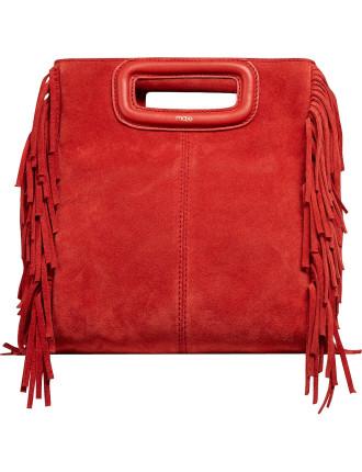 Msuede Handbag