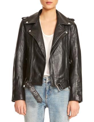 Bocelix Leather Jacket