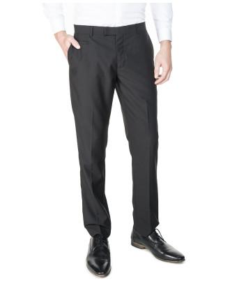 Low Rise Slim Suit Trousers