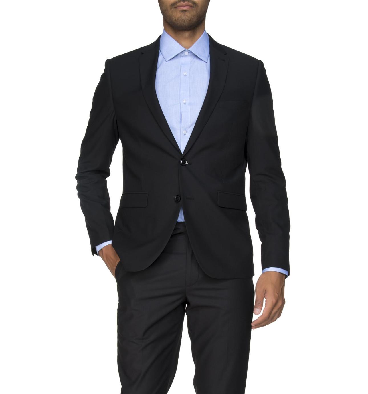 Mens jacket david jones - Polyviscose Suit Jacket