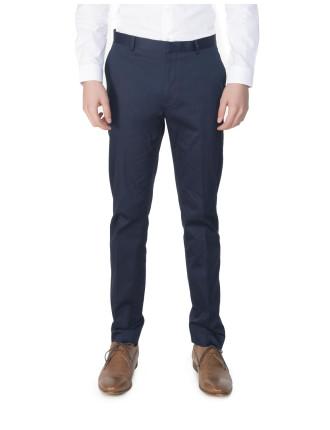 Sateen Suit Trouser