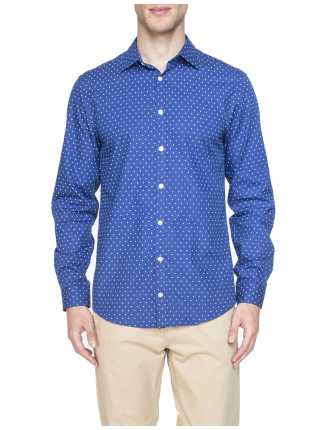 Long Sleeve Spot Shirt
