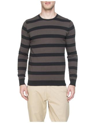 Stripe Pullover Input