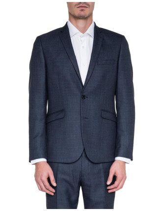Viscose Blend Suit Jacket