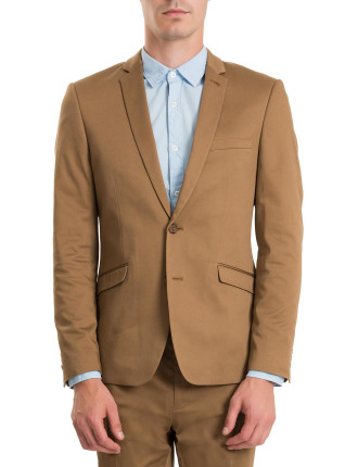 Cotton Suit Jacket