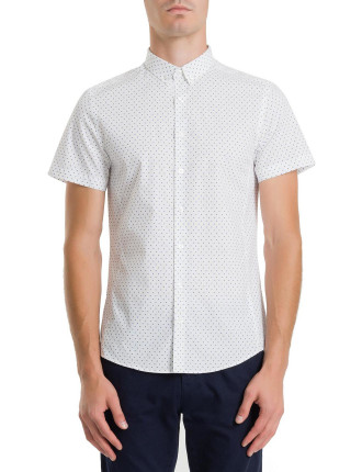 Short Sleeve Spot Shirt