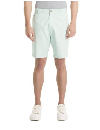 Textured Chino Shorts