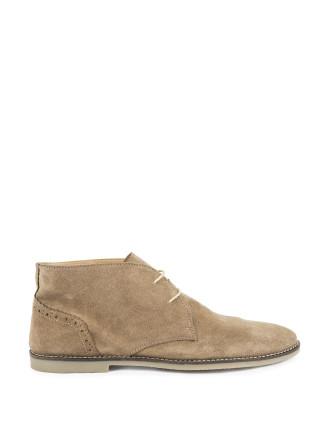 Designer Clothing Brands A-z Suede Desert Boots