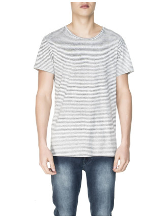 Fine Striped T Shirt