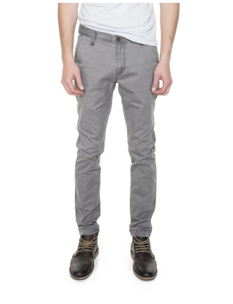 Slim Cotton Chinos
