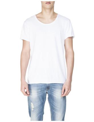 Raw Edged T-Shirt