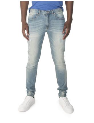 Breakage Skinny Jeans