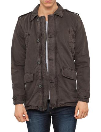 Overdyed Wash Jacket