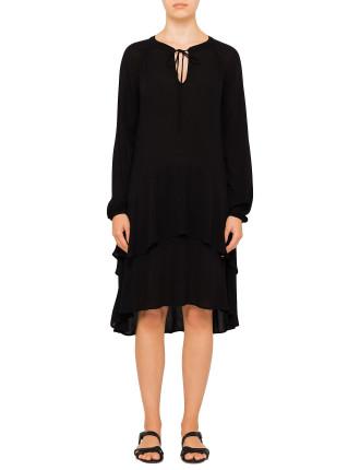 Crepe Femme Dress
