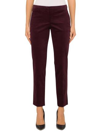Velvet Suit Pant