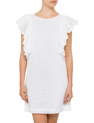 Broderie Dress