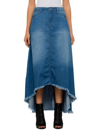 Light Weight Maxi Skirt