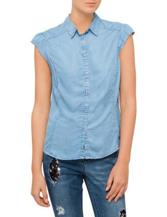 rock aus lyocell jeans