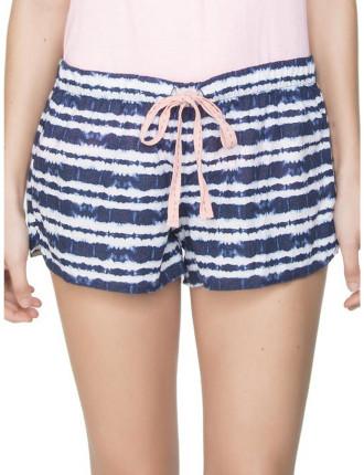 Tie Dye Sleep Shorts