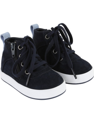 Suede High Top