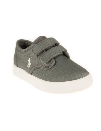 Waylon Ez Herringbone Velcro Sneaker