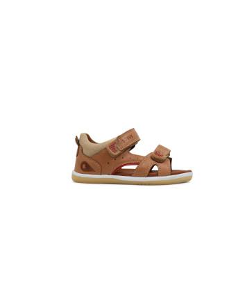 IW Wave sandal Caramel