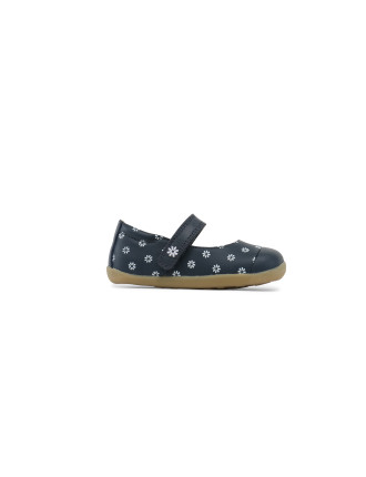 SU Swing Ballet Navy with Daisies