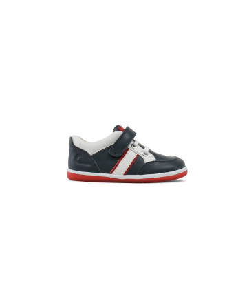 IW Racer Sports Shoe Navy and Red