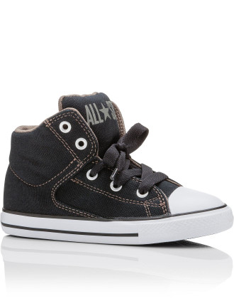 Inf CT High Street Hi Black
