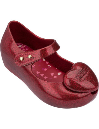 MINI MELISSA ULTRAGIRL HEART ME BB DRESS SHOES