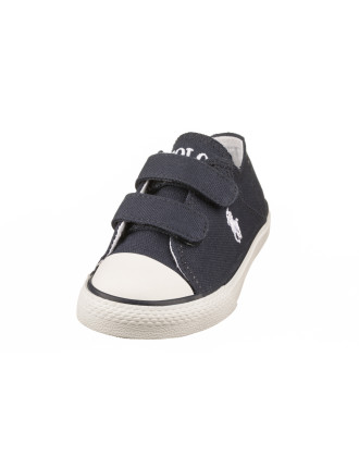 Darian Ez Navy Canvas w/White PP