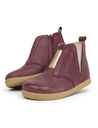 IW Signet Boot Plum