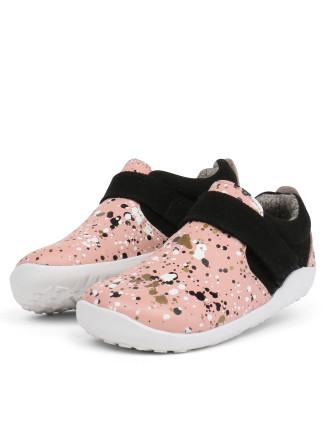 IW Aktiv Spekkel Shoe Printed Pink