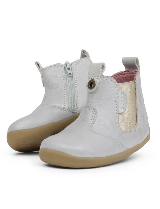 SU Jodphur Boot Silver Shimmer
