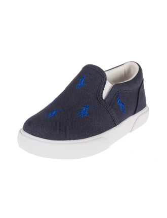 Bal Harbour Repeat Canvas Slip On