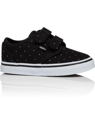 Atwood V Canvas Sneaker With Mini Studs
