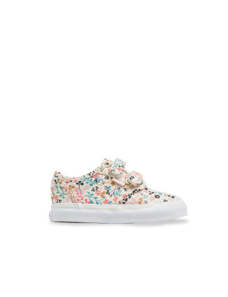 Atwood V Floral Velcro Canvas Sneaker