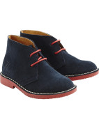 Bobby Suede Leather Lace Up Desert Boot $69.95