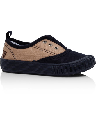 Tom Tennis Canvas Lace Free