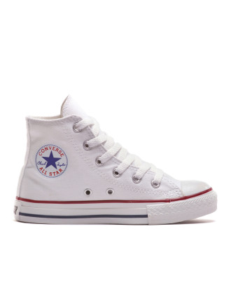 Chuck Taylor Originals Junior Hi Top Sneaker