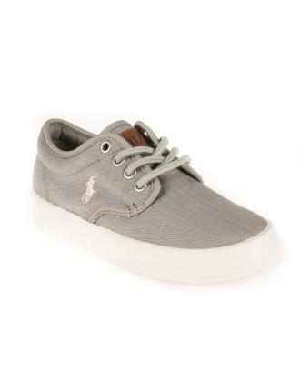 Waylon Laceup Canvas Herringbone Sneaker
