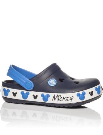 Crocband Mickey Clog